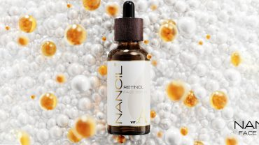 Nanoil recommended face serum with retinol